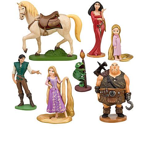 rapunzel toys