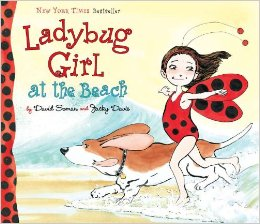 lady bug girl book